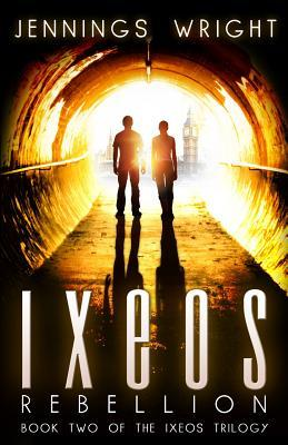 Featured + Gift Card Giveaway: IXEOS Rebellion by Jennings Wright