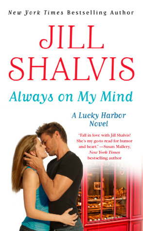 Interview, Excerpt + Giveaway: ALWAYS ON MY MIND by Jill Shalvis