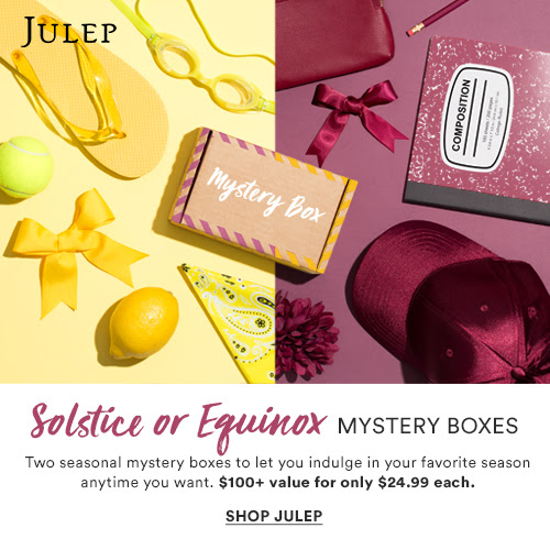 Julep Aug Mystery box