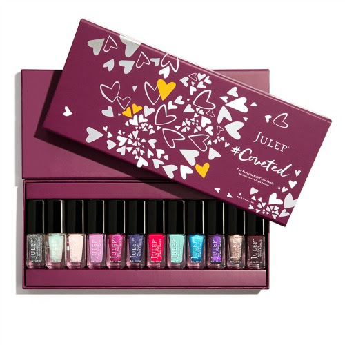 NEW! Coveted 12-Piece Mini Polish Gift With Purchase | #Julep Beauty Box