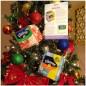 Kleenex in christmas tree