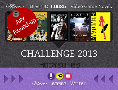MGV 2013 July Link Up