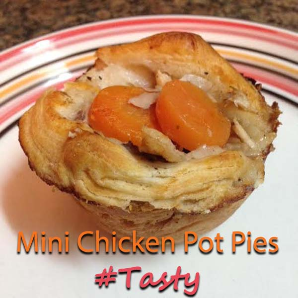 Quick and Easy Meals: Mini Chicken Pot Pies