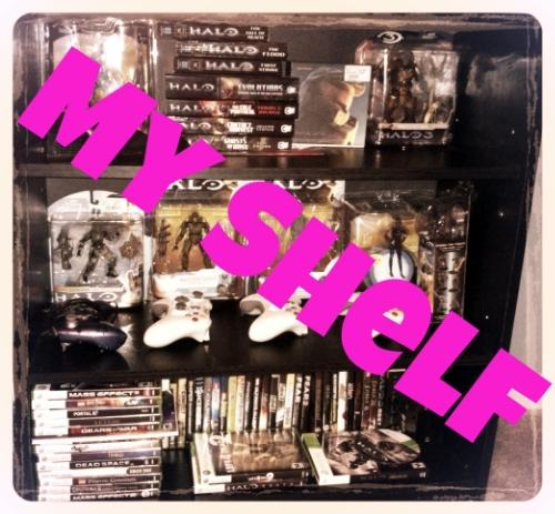My Gaming Shelf