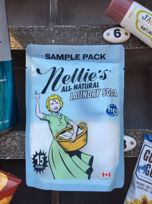 Nellie's All-Natural - Laundry Soda Packs