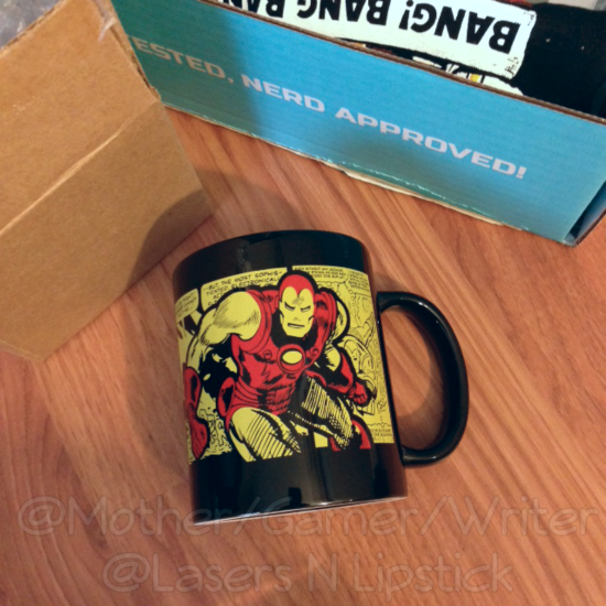Nerd Block November 2014 Iron Man Mug.png