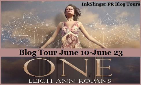 one blog tour banner