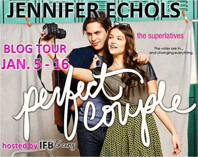 Spotlight and Giveaway: Perfect Couple (Superlatives, #2)  by Jennifer Echols