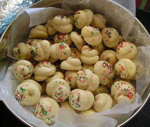 Paula Quinn's holiday cookies