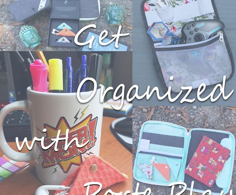 Get Organized With Porte Play |  No More Tangles & No More Mess