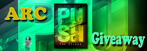 Cover Reveal: Push (The Game, #2)  by Eve Silver