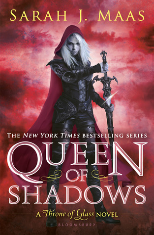 Waiting on Wednesday #85: Queen of Shadows (Throne of Glass #4) by Sarah J. Maas
