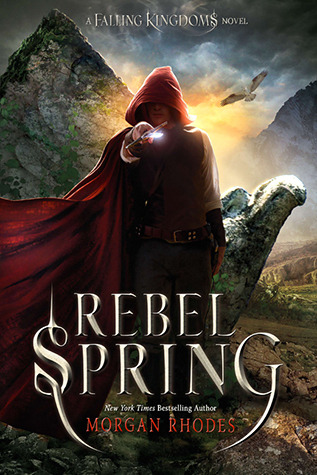 Audiobook Review: Rebel Spring (Falling Kingdoms #2) by Morgan Rhodes (5 Controllers)
