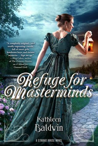 Refuge for Masterminds (Stranje House #3)