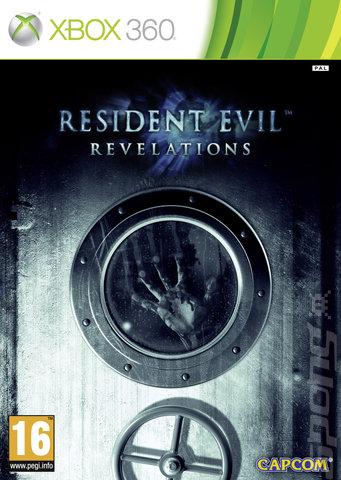 Resident Evil Revelations box art xbox360