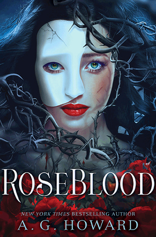 RoseBlood book cover
