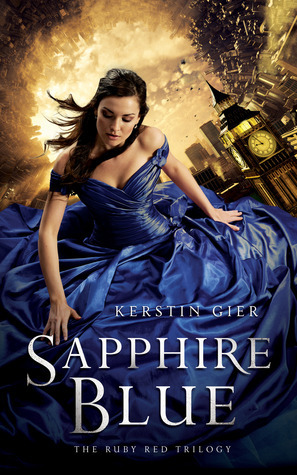 Review: Sapphire Blue (Ruby Red Trilogy #2) by Kerstin Gier