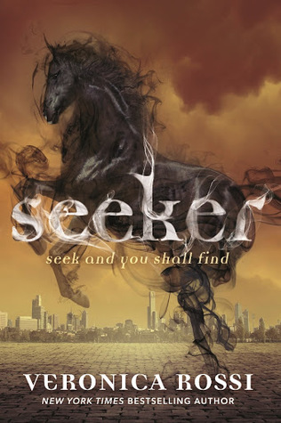Review & #Giveaway : Seeker (Riders #2) by Veronica Rossi | Blog Tour