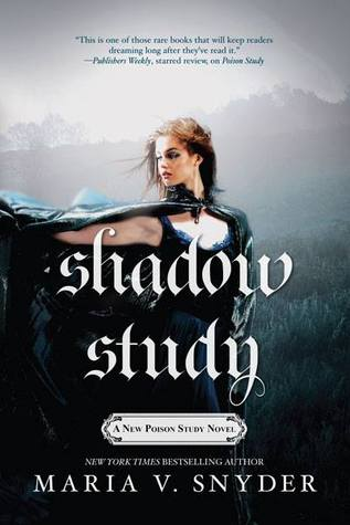 ARC Review: Shadow Study (Soulfinders #1) by Maria V. Snyder