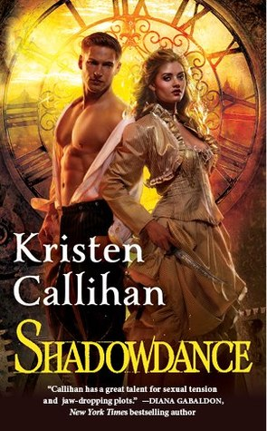 Shadowdance book cover