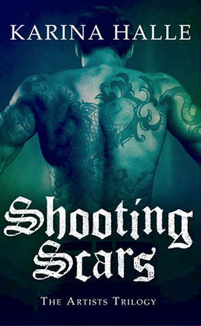 5 Fun Facts + Excerpt: Shooting Scars (The Artists Trilogy #2) by Karina Halle