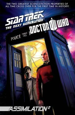 Star Trek Doctor Who Crossover Vol 2