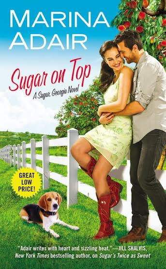 Sugar on Top (Sugar, Georgia #2) by Marina Adair