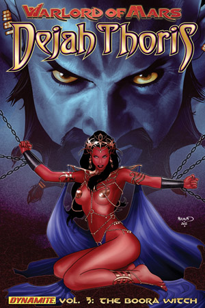 Graphic Novel Review| Warlord of Mars: Dejah Thoris Vol. 3 – The Boora Witch by Robert Place Napton