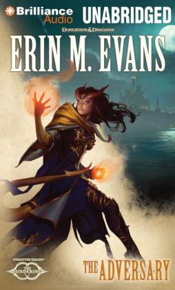Dungeons & Dragons Book Review: The Adversary (The Sundering #3) by Erin M. Evans