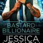 The Bastard Billionaire (Billionaire Bad Boys #3) cover