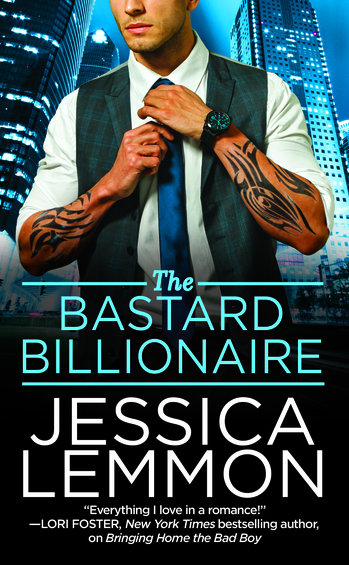 The Bastard Billionaire (Billionaire Bad Boys #3) by Jessica Lemmon | Review