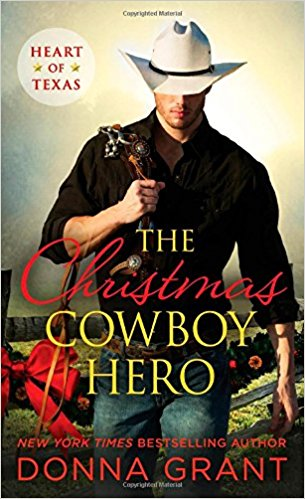 Prepare to Have All the Feels | Review: The Christmas Cowboy Hero by Donna Grant