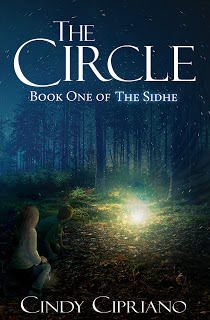 New Series Alert and Review: The Circle (The Sidhe #1)  by Cindy Cipriano