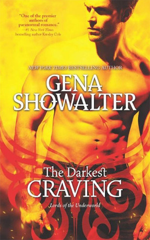 Audiobook Review: The Darkest Craving (Lords of the Underworld #10) by Gena Showalter