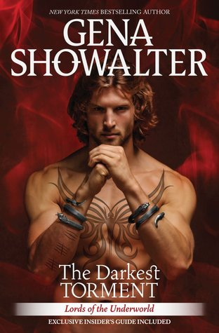 The Darkest Torment (Lords of the Underworld #12) by Gena Showalter book cover