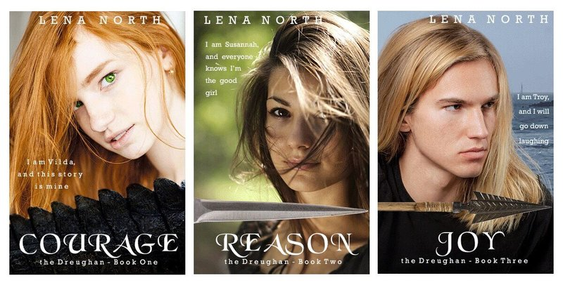 The Dreughan series from Lena North