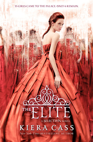 Review: The Elite (The Selection #2) by Kiera Cass