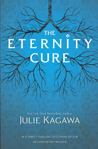 The Eternity Cure Cover 1