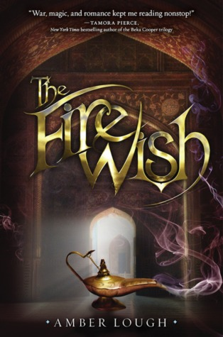 The Fire Wish (The Fire Wish #1)