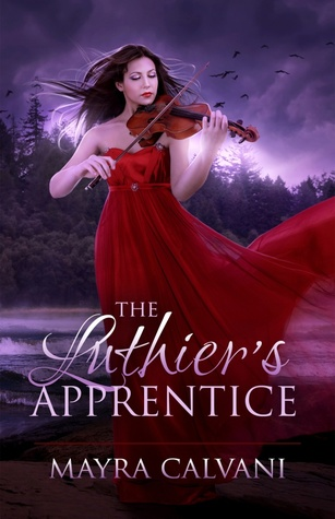 Guest Post and Giveaway: The Luthier's Apprentice by Mayra Calvani