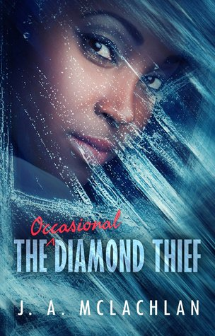 Interview, Excerpt and Giveaway: The Occasional Diamond Thief by J.A. McLachlan