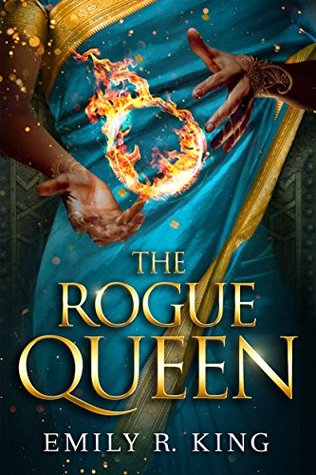 The Rogue Queen (The Hundredth Queen #3) by Emily R. King