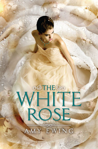 The White Rose (The Lone City #2) book cover