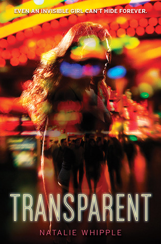 Audiobook Review: Transparent by Natalie Whipple