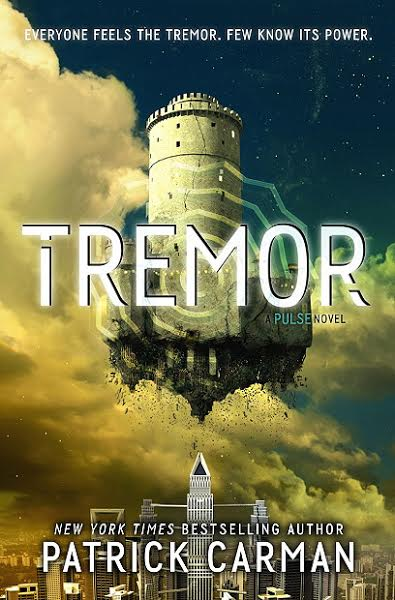 Dream Cast + Giveaway: Tremor (Pulse #2) by Patrick Carman