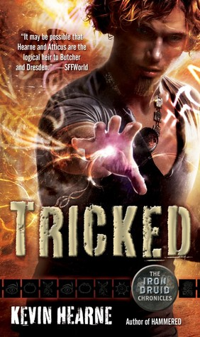 Tricked Book Cover
