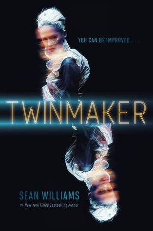 Audiobook Review: Twinmaker (Twinmaker #1) by Sean Williams