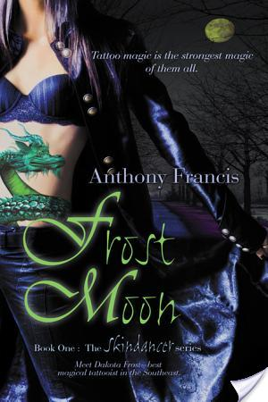 NetGalley Review: Frost Moon by Anthony Francis