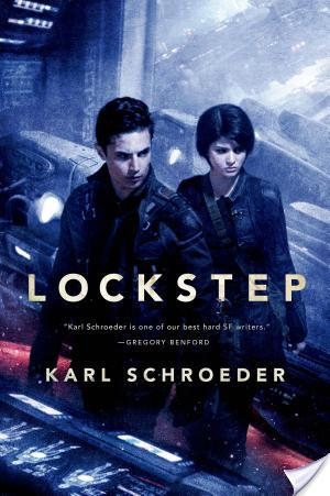 Review: Lockstep by Karl Schroeder