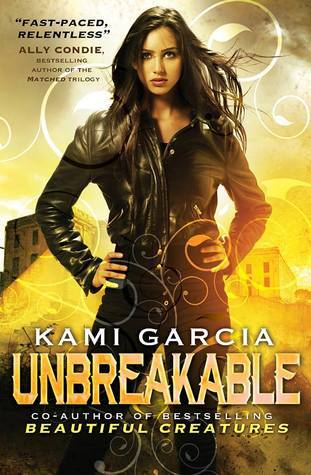 Unbreakable book cover 2